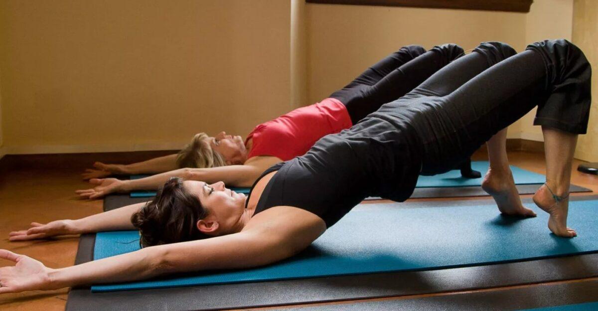 Лечение остеохондроза с помощью комплекса специальных упражнений