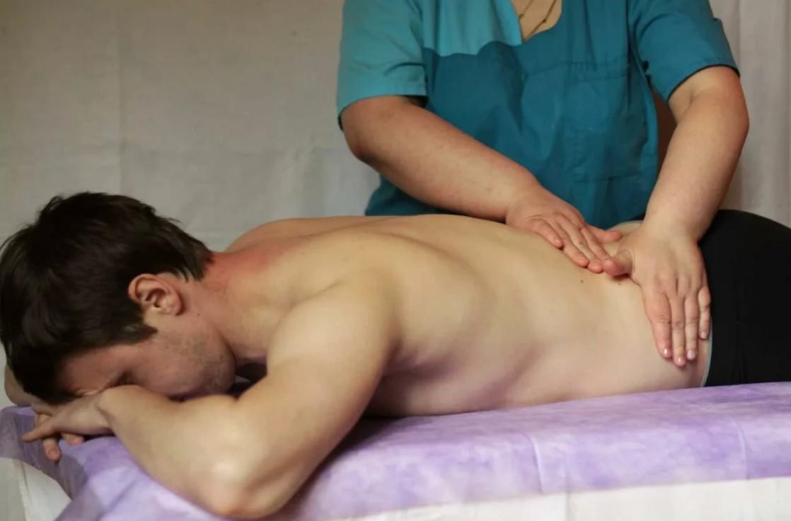Точечный массаж при остеохондрозе поясничного отдела позвоночника